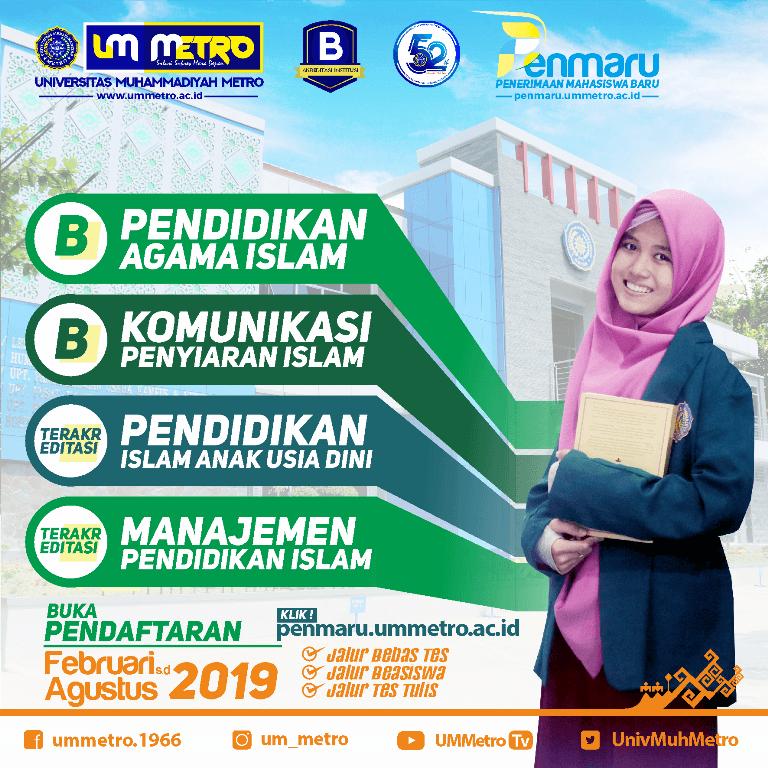 Prospek Kerja 4 Prodi di Fakultas Agama Islam UM Metro