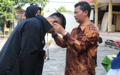Wakil Rektor III Lepas Keberangkatan Mahasiswa UM Metro untuk KKN Profesi