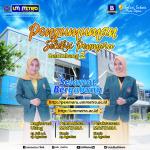 Pengumuman Hasil Seleksi Penmaru UM Metro Gelombang II TA 2019/2020