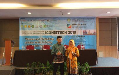 Dua Mahasiswa S2 Pendidikan Biologi UM Metro Jadi Pembicara Seminar Internasional Iconistech