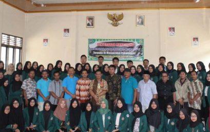 Mahasiswa KKN UM Metro Bidik Potensi Ikan Tawar di Pekalongan Lampung Timur