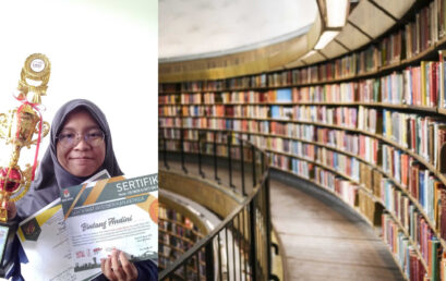Pendidikan Bahasa Inggris UM Metro Miliki Penulis Muda Berbakat