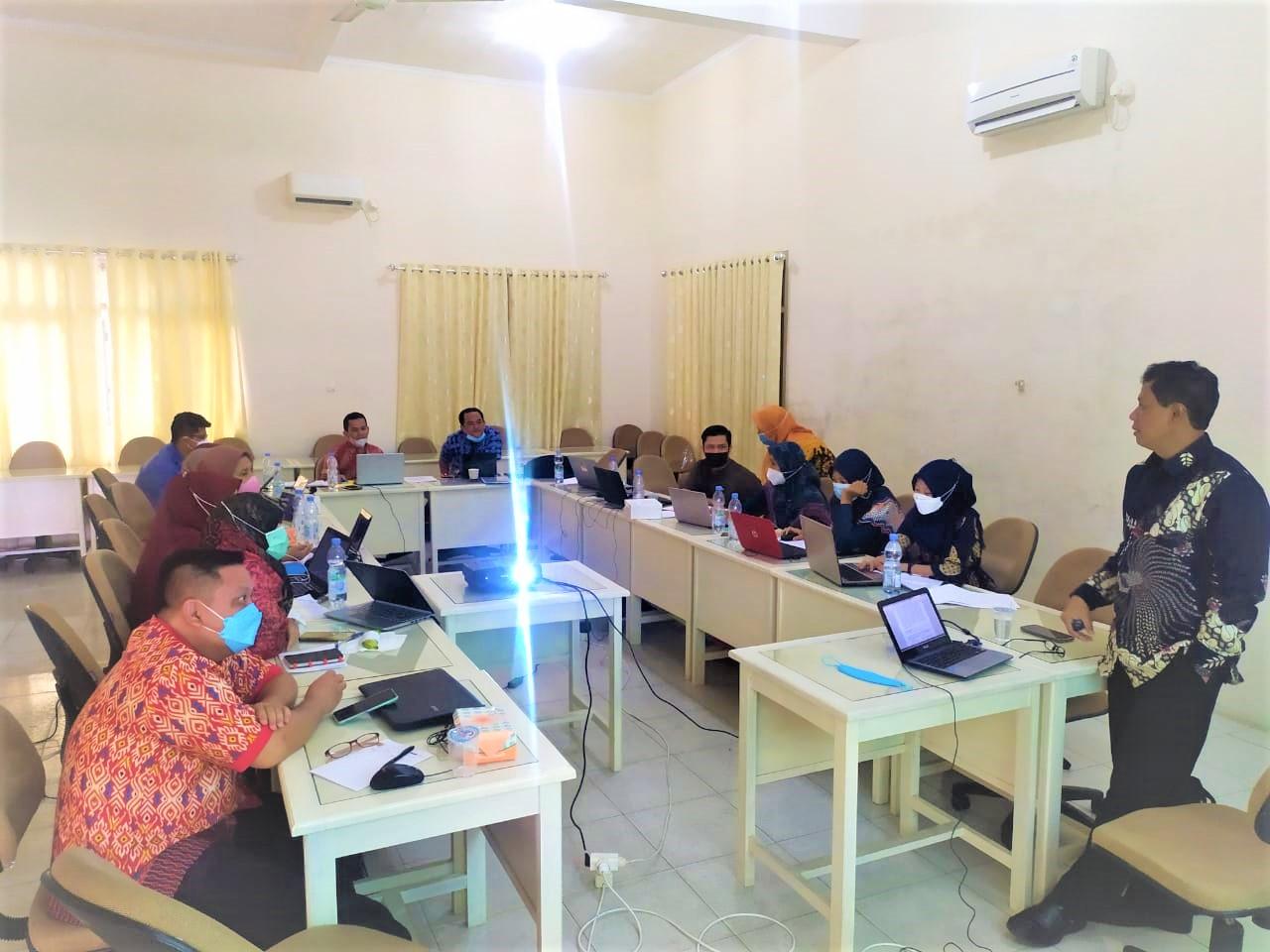 Beri Pendampingan Penyusunan Proposal di Bangka, Achyani: 6 Proposal Siap Unggah
