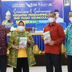 Zuraida Minta Tim Pendamping SMK Pusat Keunggulan Fokus Kembangkan Potensi Sekolah